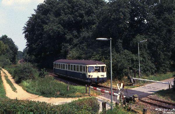 Akkutriebwagen, ETA 150, BR 515, Strecke Coesfeld-Dorsten