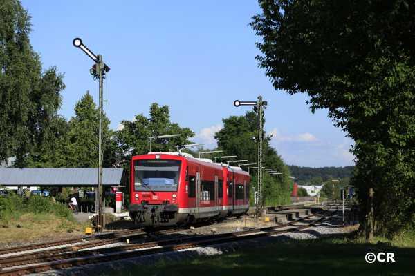 BR 650, Markdorf, Bodenseegürtelbahn, Formsignal