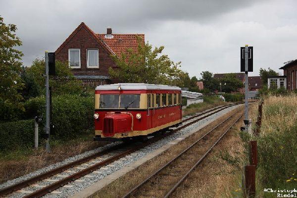 Wismarer Schienenbus, Borkumer Inselbahn, Schweineschnäuzchen, Ameisenbär