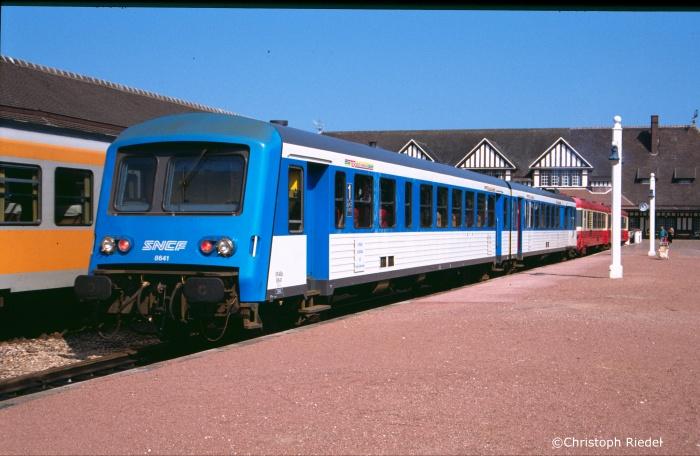 SNCF-Triebwagen