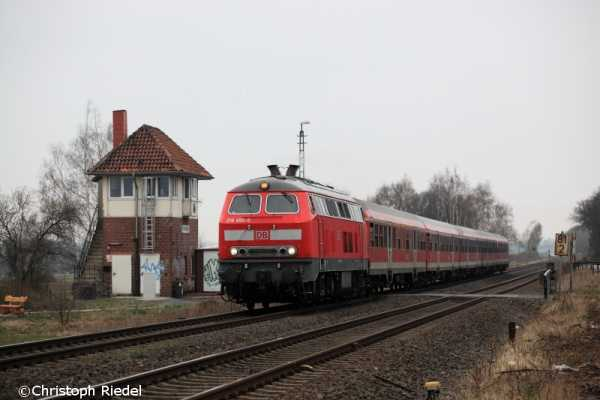 BR 218, Stellwerk, n-Wagen