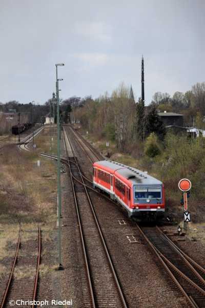 BR 628, Wolfenbüttel, Vorsignal