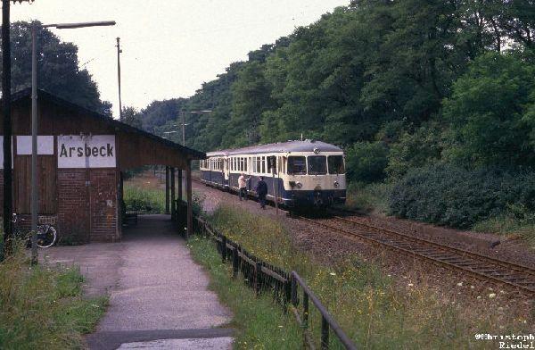 Akkutriebwagen, ETA 150, BR 515, Strecke Mönchengladbach-Dalheim