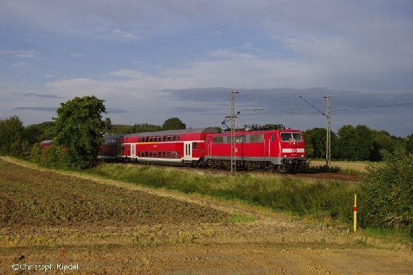 111, Strecke Mönchengladbach-Aachen