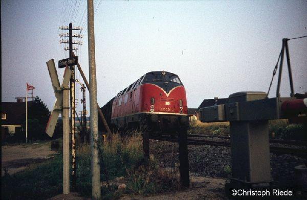 220, V 200, Strecke Lübeck-Kiel
