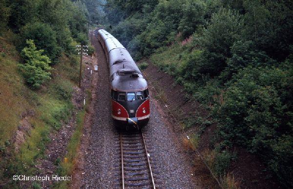 Eierkopf, 608,612,613, Strecke Lübeck-Kiel