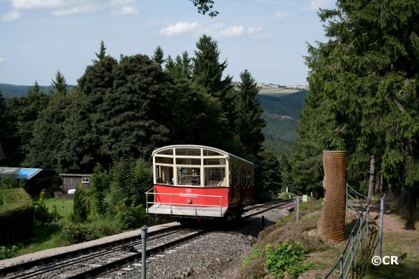 Oberweißbacher Bergbahn Standseilbahn