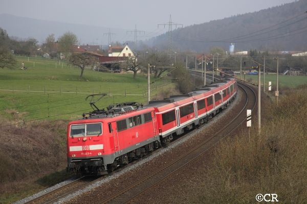 Baureihe 111   Puma-Wagen
