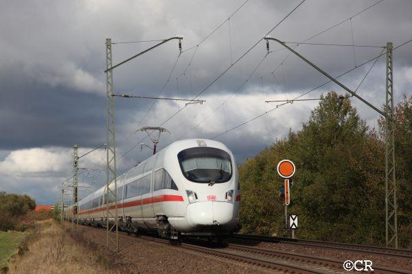 Formvorsignal Baureihe 411