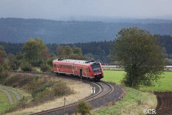 Baureihe 612 Neigetechnik