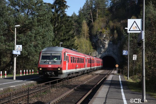 Baureihe 610 Neigetechnik
