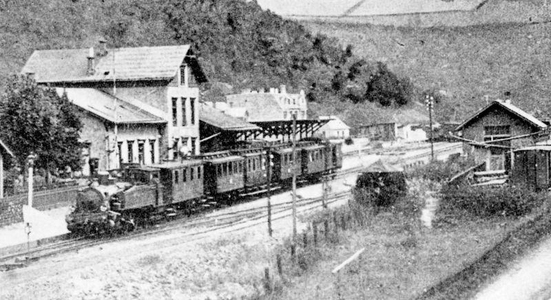 Volmetalbahn Bahnhof Schalksmühle