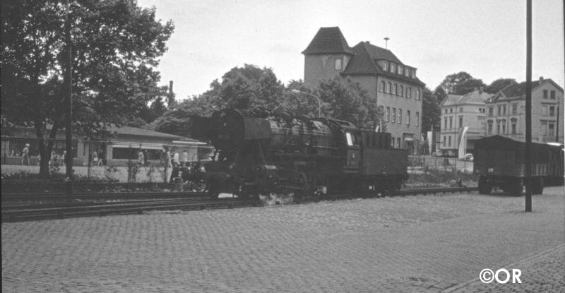 Baureihe 50 Bahnhof Lüdenscheid