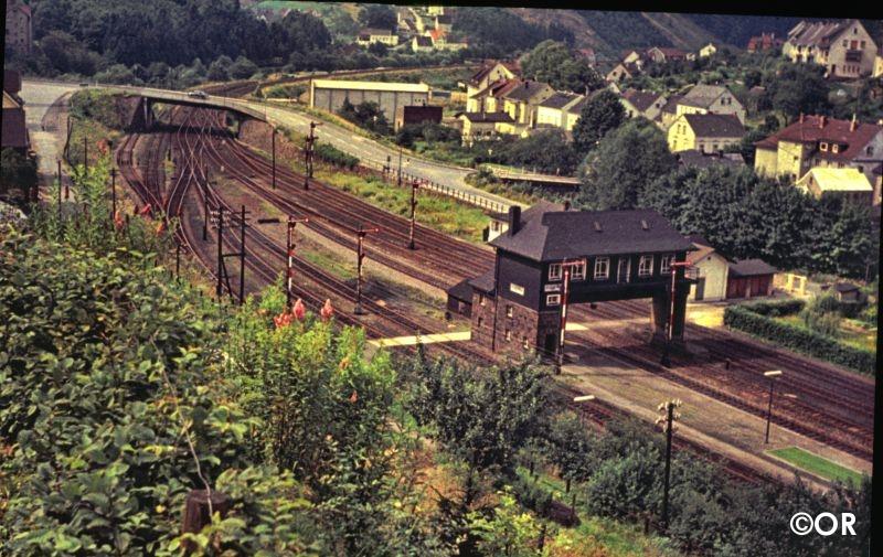 Bahnhof Brügge