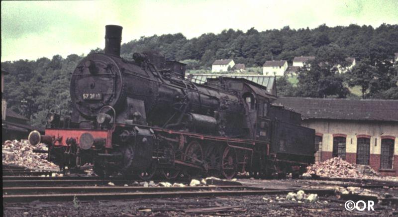 Bw Brügge Baureihe 57.10