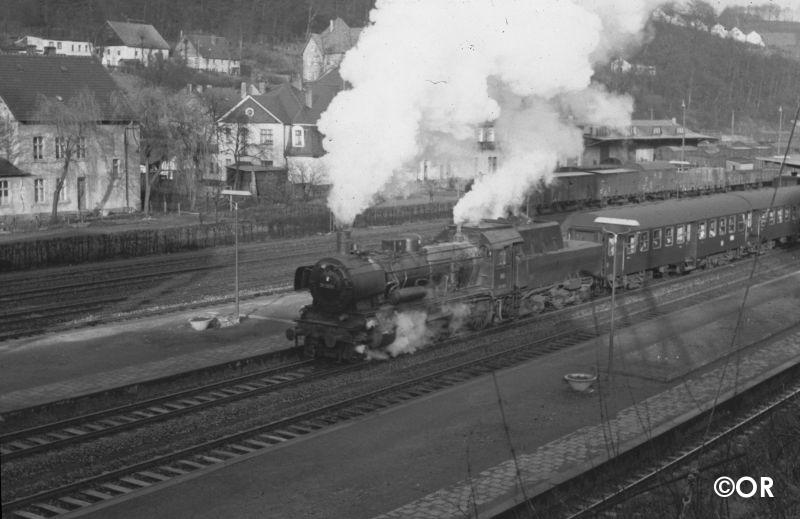 Baureihe 38.10 Bahnhof Brügge