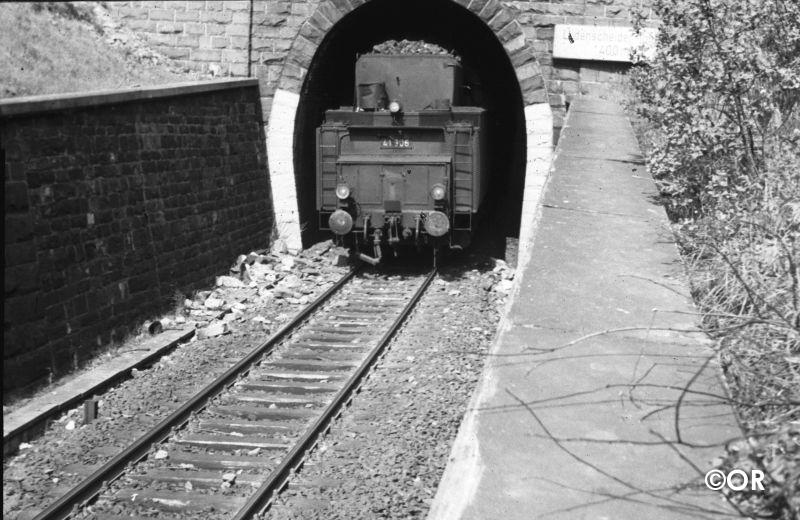 Baureihe 41 Lüdenscheider Tunnel