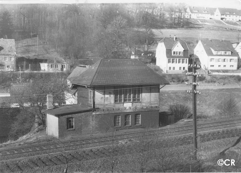 Stellwerk Lösenbach