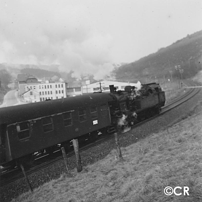Strecke Brügge-Lüdenscheid Baureihe 78
