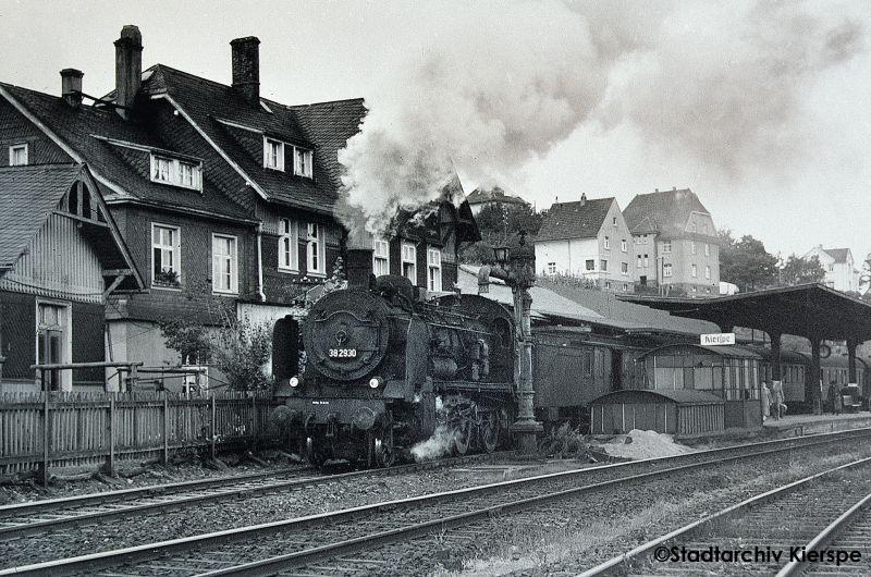 Bahnhof Kierspe