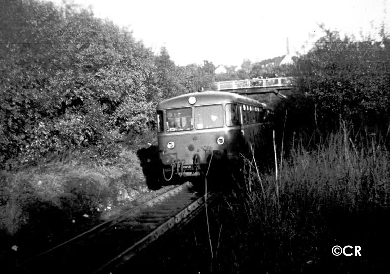 VT 98 Strecke Lüdenscheid-Brügge