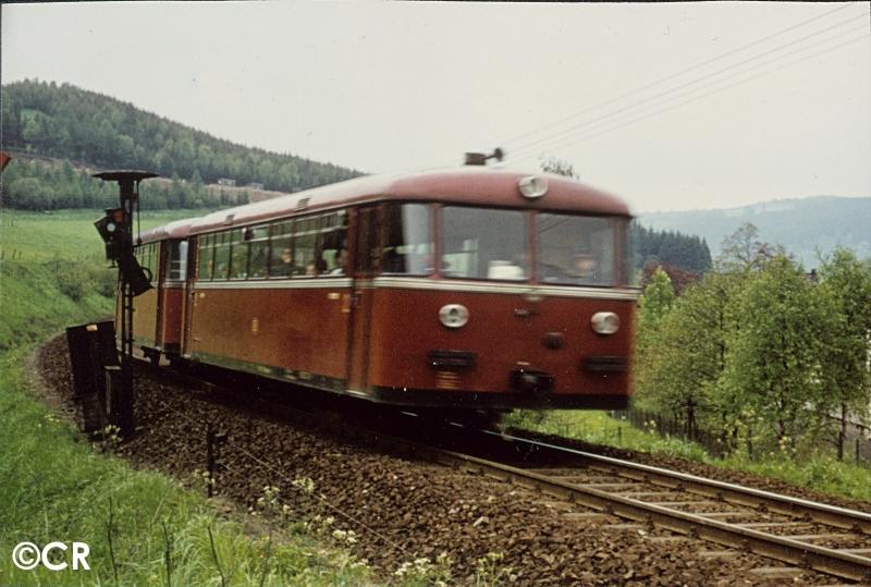 VT 95 Strecke Lüdenscheid-Brügge