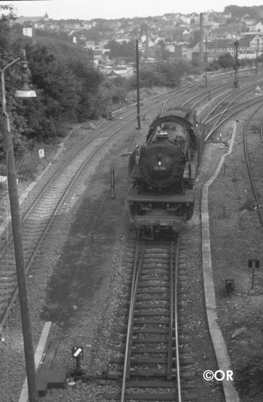 BR 23 Bahnhof Lüdenscheid