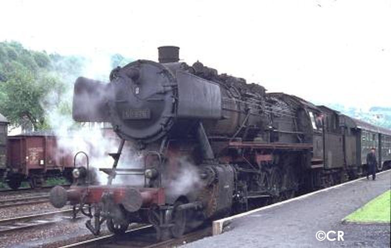 BR 50 Bahnhof Brügge