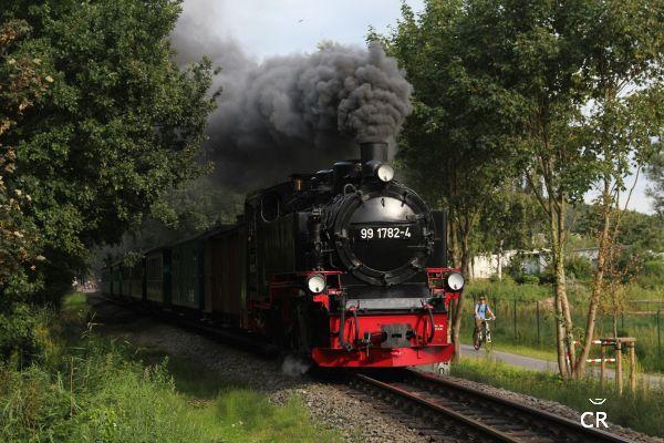 Rügensche Kleinbahn   Rasender Roland