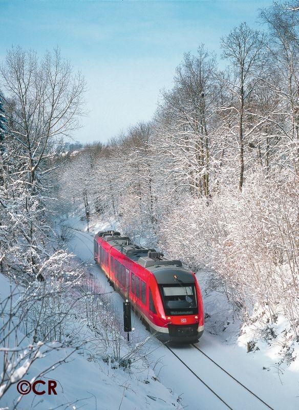 Steilstrecke Brügge-Lüdenscheid
