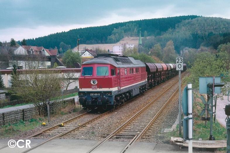 Ludmilla Baureihe 232