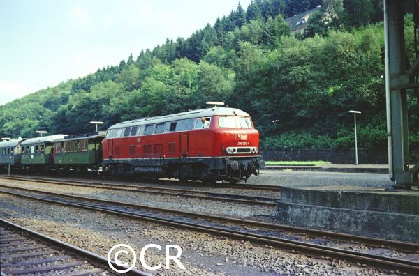 Baureihe 216 Lollo