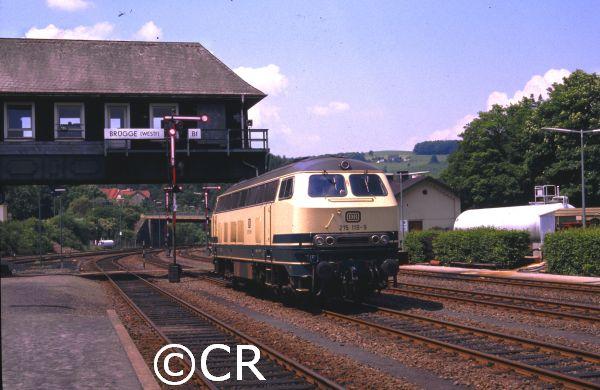Baureihe 215