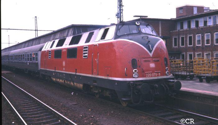 Baureihe 220 V 200