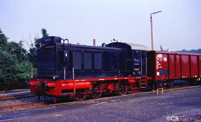 Baureihe V 36