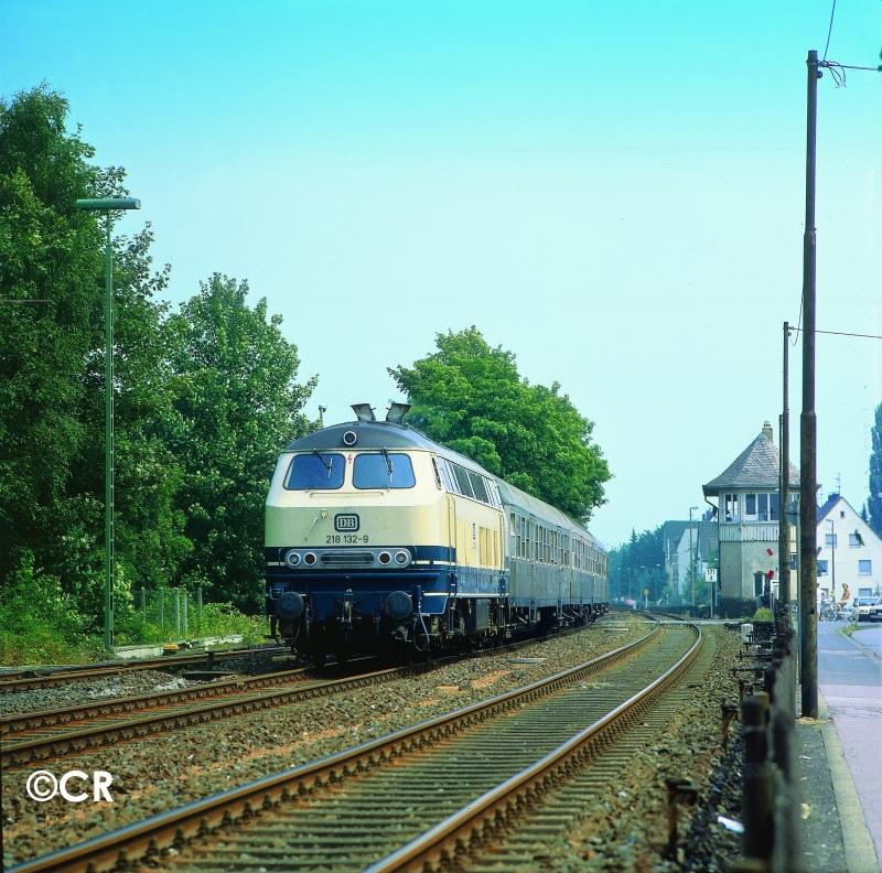 Baureihe 218 Ruhrtalbahn