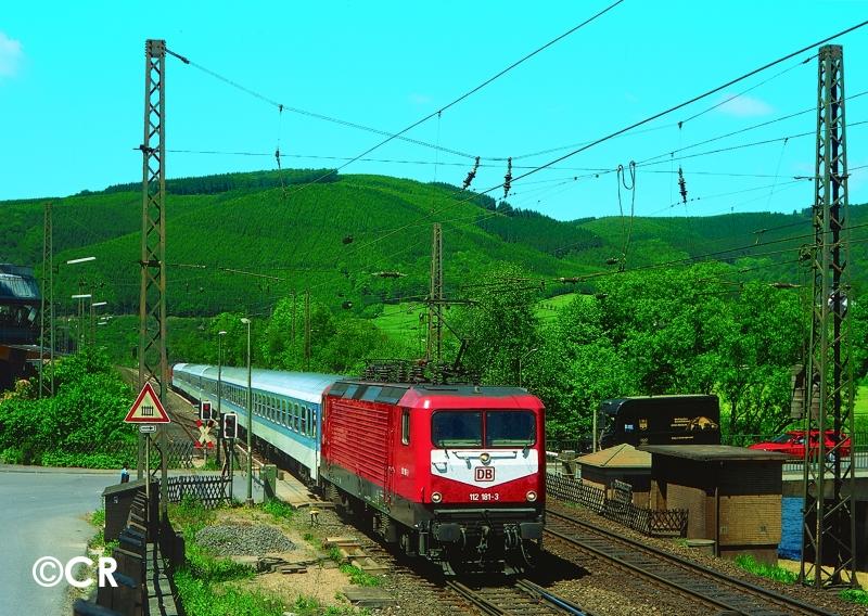 Interregio Ruhr-Sieg-Strecke