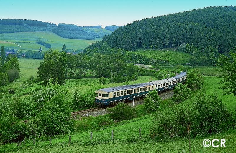 Strecke Wenholthausen-Wennemen