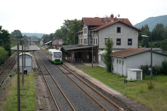Regioshuttle Baureihe 650 Thüringer Wald