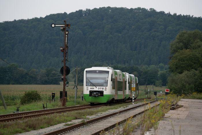 Thüringer Wald Baureihe 650 Regioshuttle