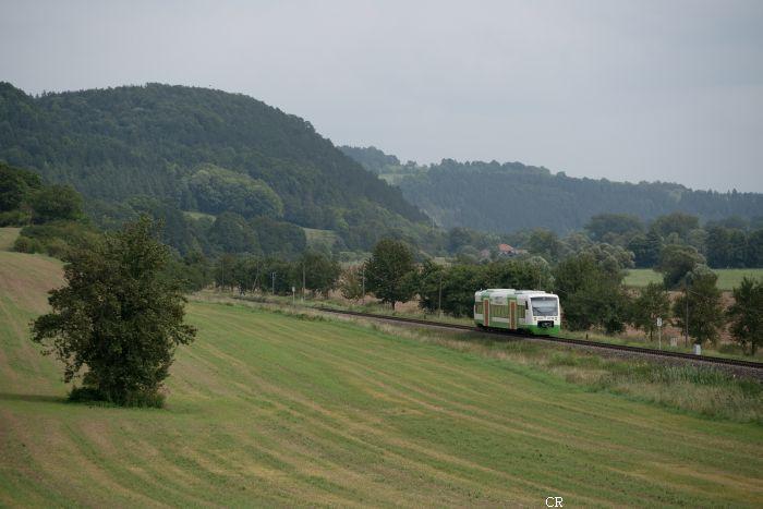 Thüreinger Wald Baureihe 650 Regioshuttle