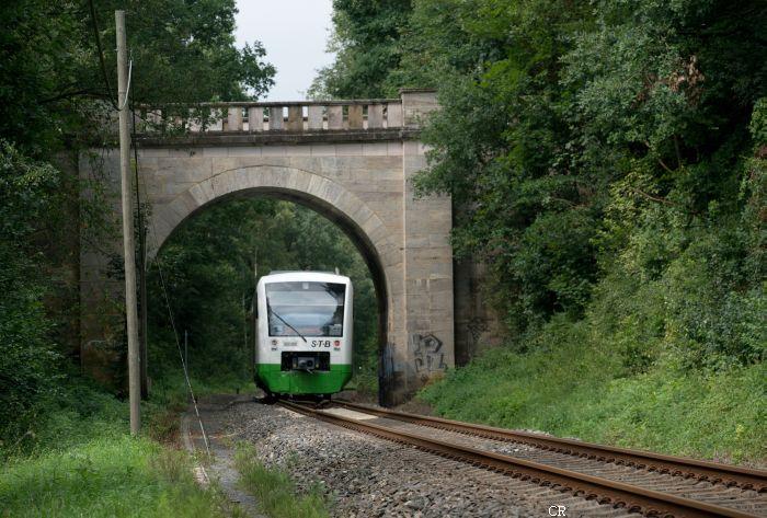 Thüringer Wald Regioshuttle Baureihe 650